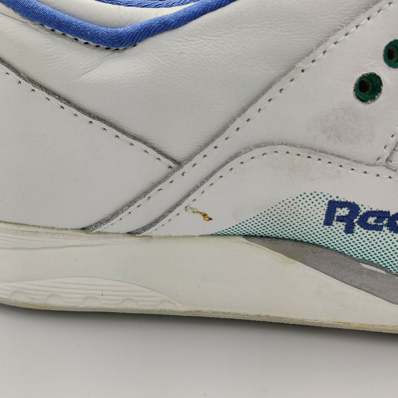 Reebok Womens Classic Leather Retro Trainers - White - UK 4.5