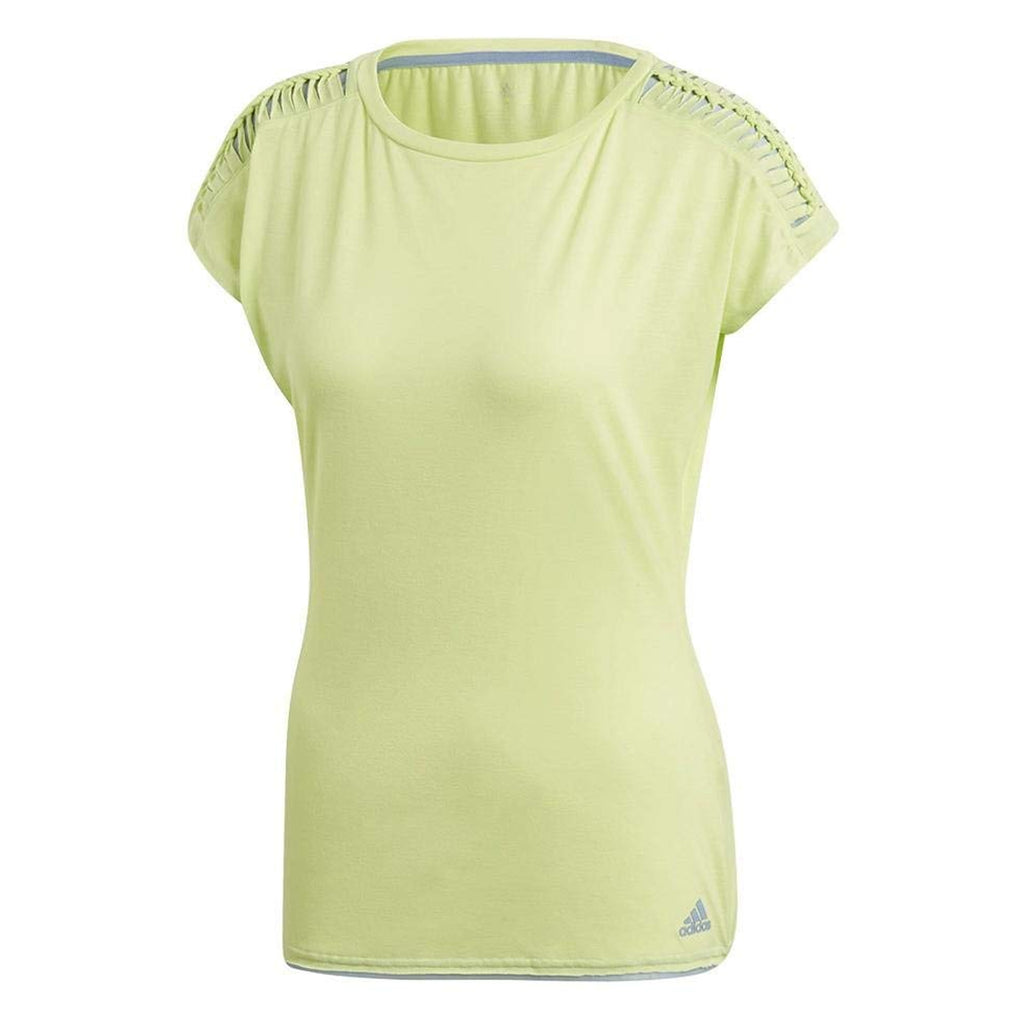 adidas Womens Melbourne Line Tennis T-Shirt