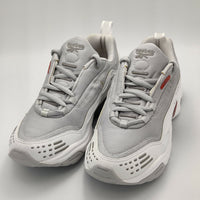 Reebok Womens Mistral DMX Internal Womens Trainers - White/Grey - UK 4.5