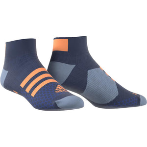 Adidas Unisex Tennis Ankle Socks - 1 Pair
