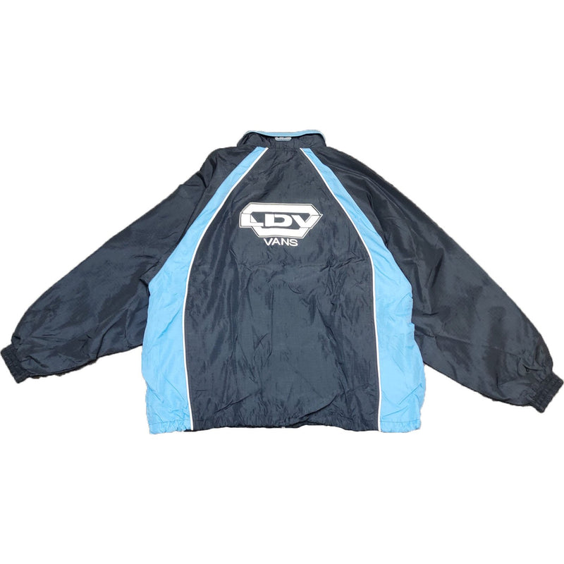 Aston Villa Mens Retro Original Mid 90's Jacket - Large