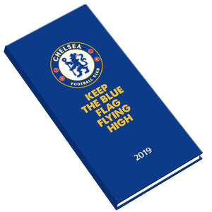 The Official Chelsea FC 2019 Slim Pocket Diary