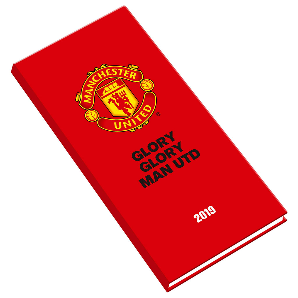 The Official Manchester United 2019 Slim Pocket Diary