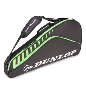 Dunlop Club 3.0 Lightweight 3 Rackets Tennis Bag