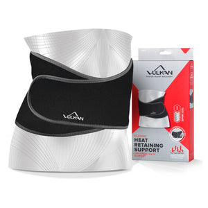 Vulkan Classic Heat Retaining Universal Back Support