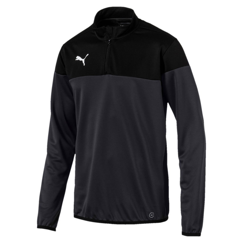 Puma Mens ftblPLAY Lightweight Breathable 1/4 Zip Football Top