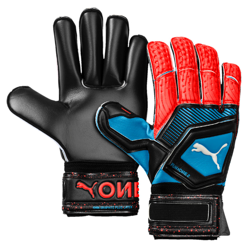 Puma Mens One Protect 2 Football Goal Keeper Gloves