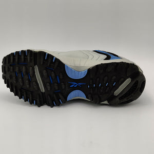 Reebok Womens Summit II Classics Running Shoes - Blue - UK 4.5