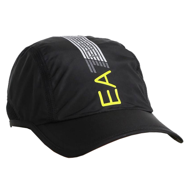 Emporio Armani EA7 Mens Foldable Running Cap With Reflective Logo