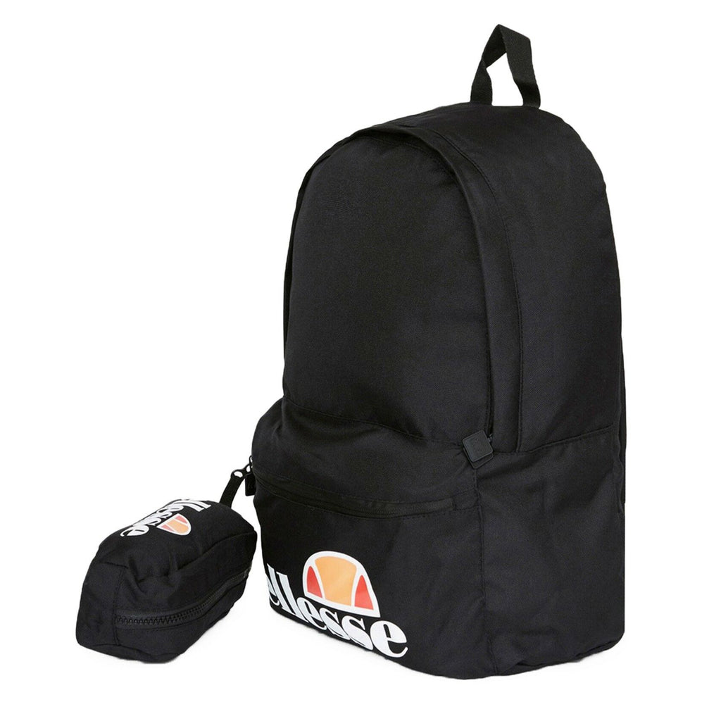Ellesse Unisex Rolby Backpack With Pencil Case