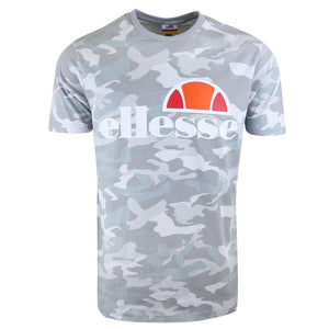 Ellesse Mens Prado Big Logo Regular Fit T-Shirt