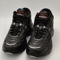 Reebok Womens Magnetic II DMX Retro Trainers - Black - UK 4.5
