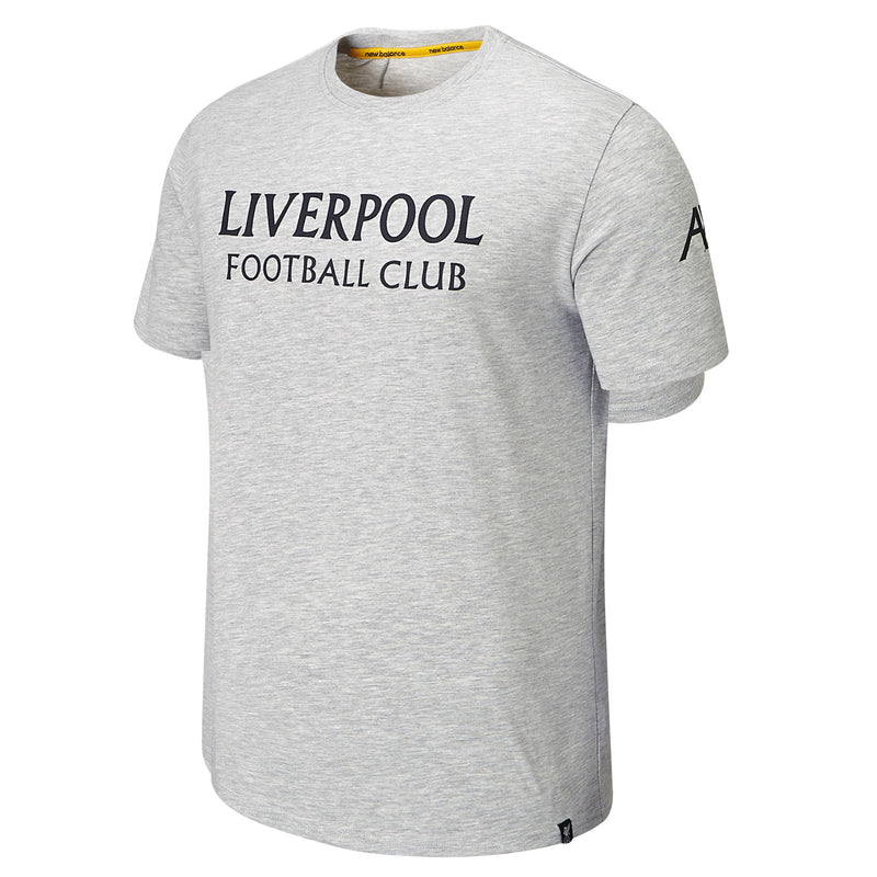 Liverpool FC Official Junior Short Sleeve Graphic T-Shirt 2019/20