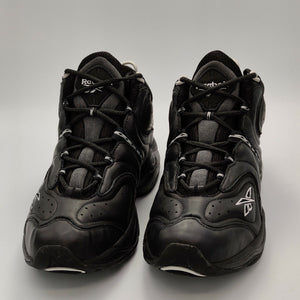Reebok Womens Rejuvenator Trainer DMX Retro Trainers - Black - UK 4.5