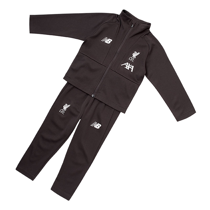 Liverpool FC Infant Official Phantom Travel Tracksuit 2019/20