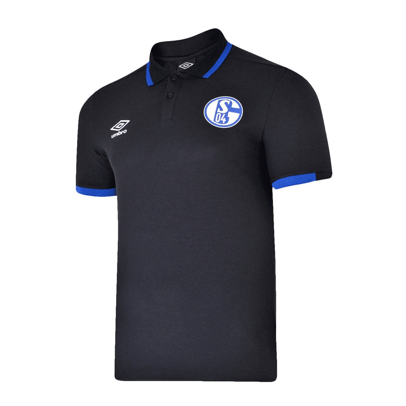 FC Schalke 04 Mens Training Polo Shirt 2019/20