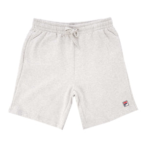 FILA Mens Vico Fleece Shorts - Grey Marl