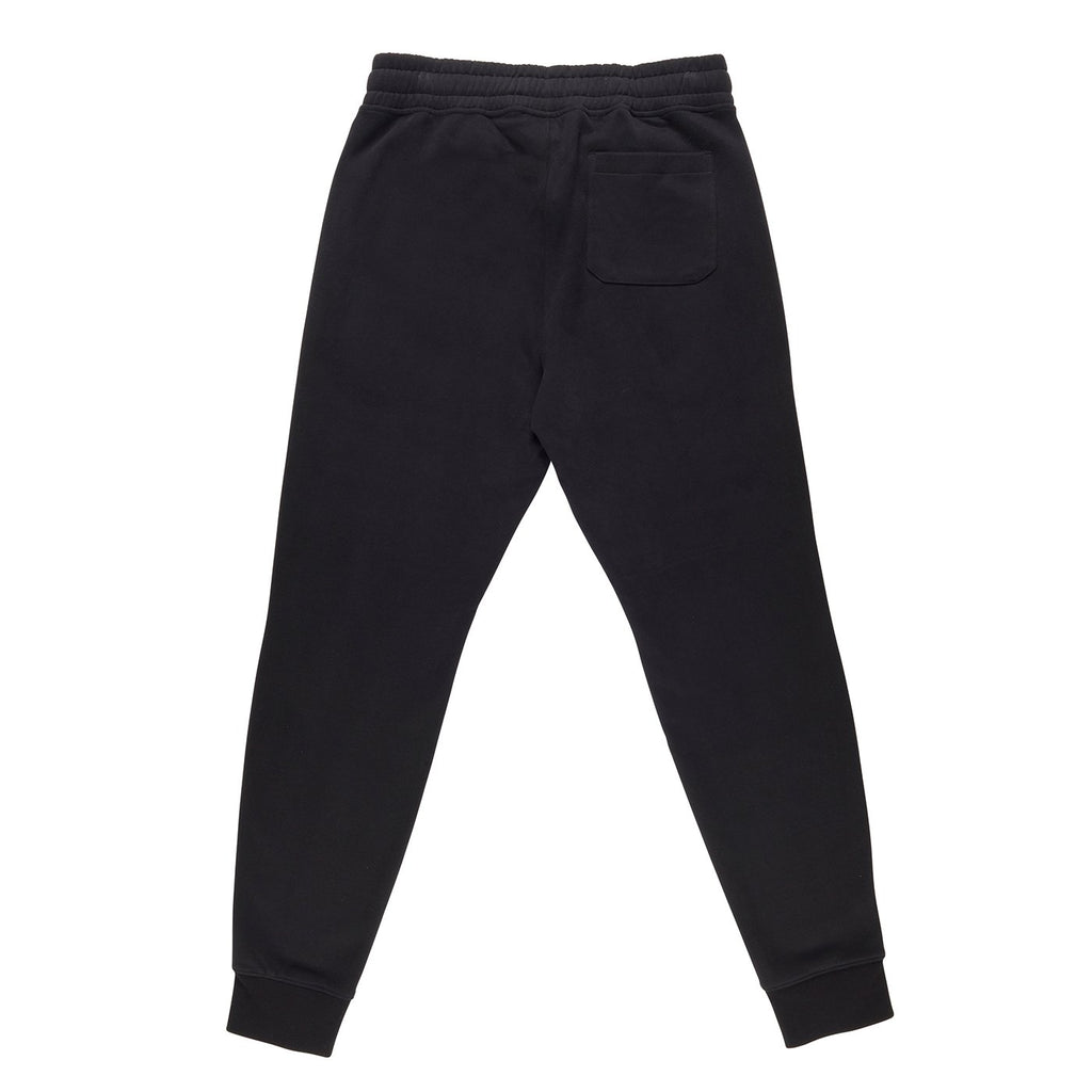 FILA Mens Visconti Tipped Cuff Track Pants - Black