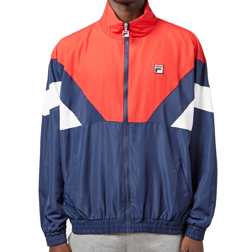 FILA Mens Katya Colour Block Jacket