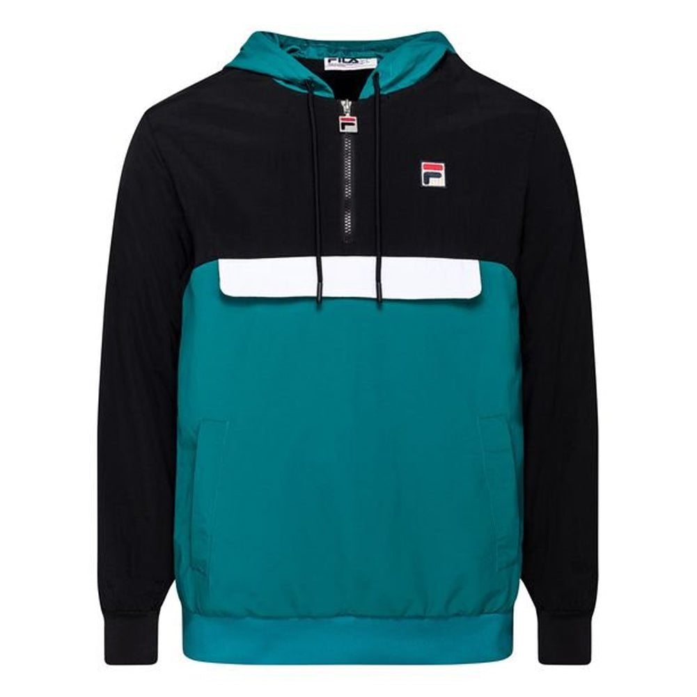 FILA Mens Macker 2 Colour Block Jacket