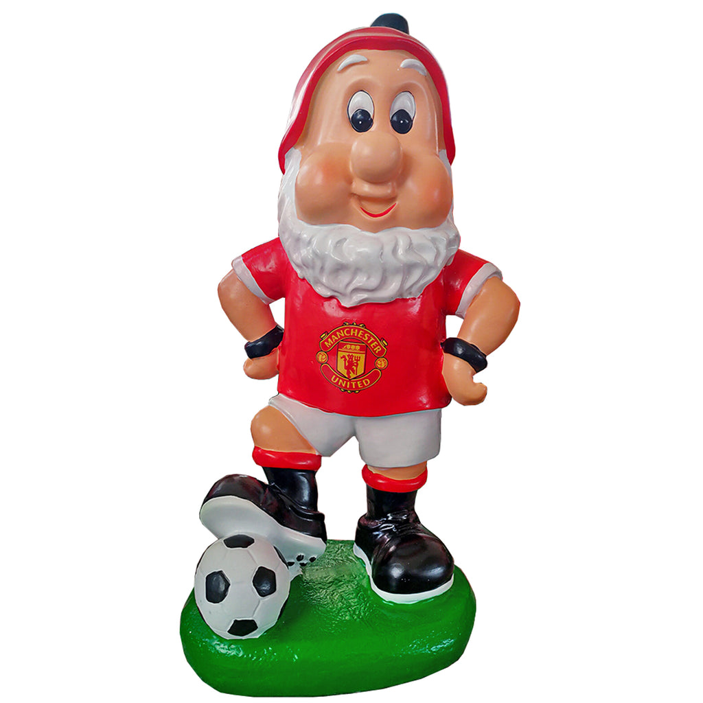 Manchester United FC Classic Supporters Garden Gnome