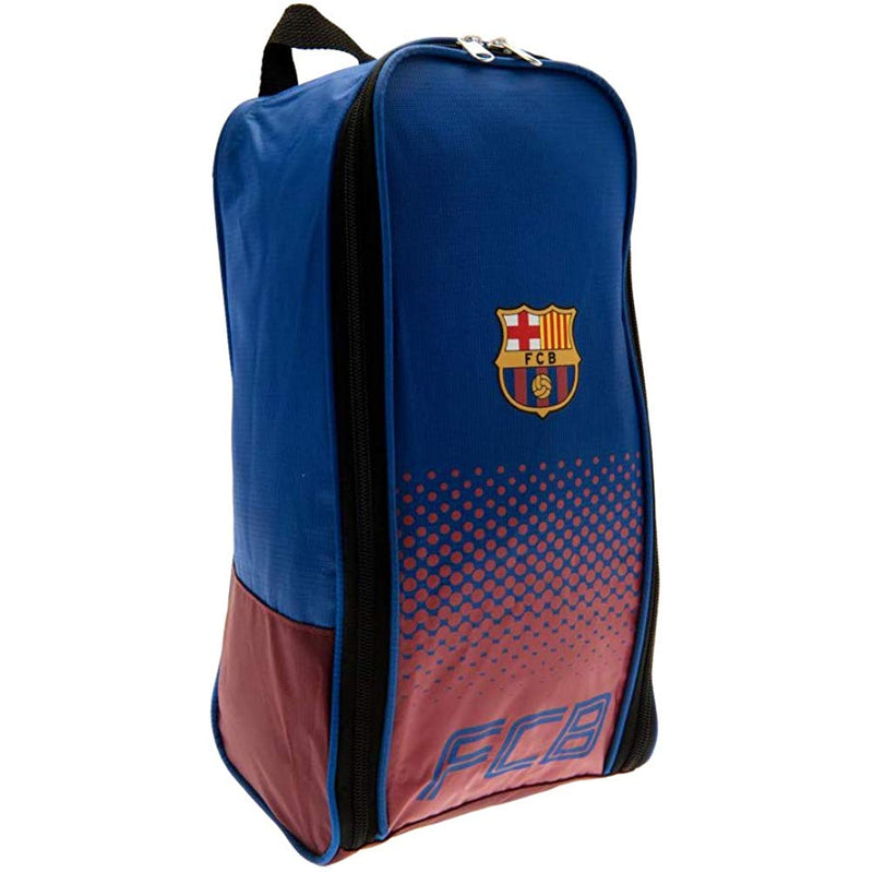 Barcelona FC Official Fade Boot Bag