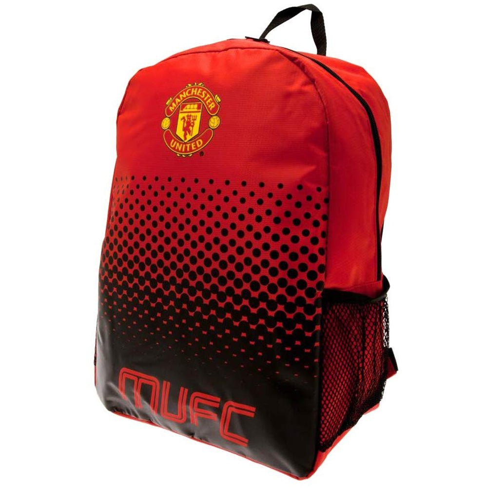 Manchester United FC Official Fade Backpack