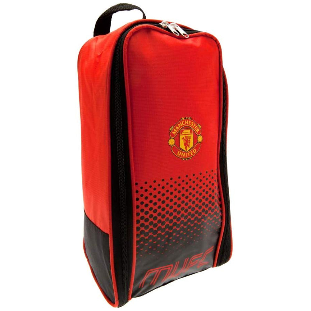 Manchester United FC Official Fade Boot Bag