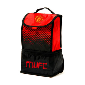 Manchester United FC Official Fade Lunch Bag