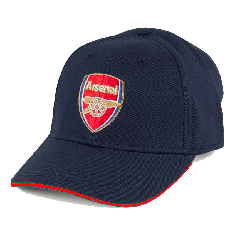 Arsenal FC Adult Official Supercore Cap - Navy