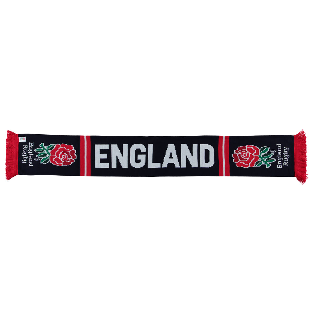 England Rugby Official Scarf - Navy