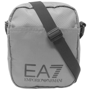 Emporio Armani EA7 Train Prime Pouchbag Small Silver