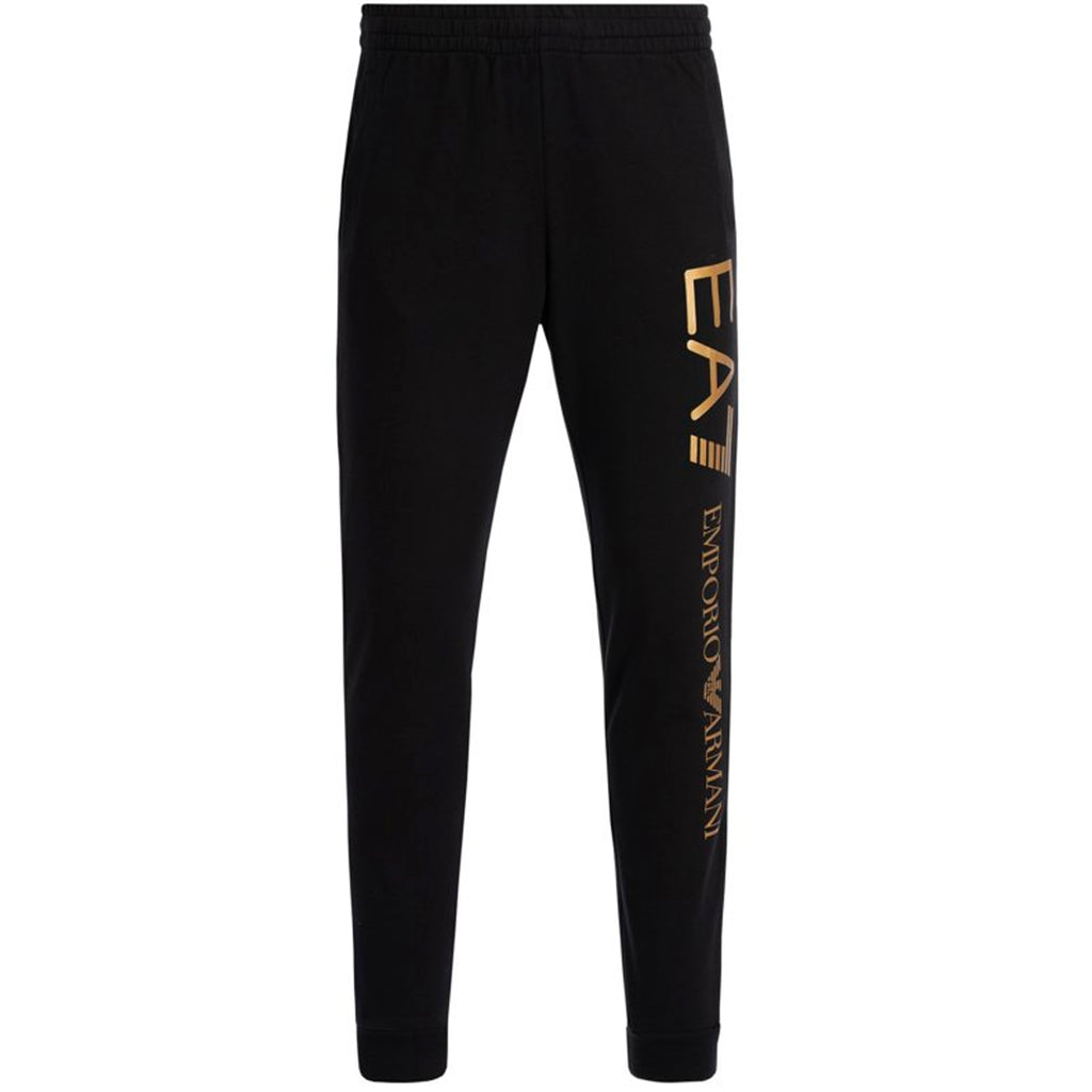 Emporio Armani EA7 Mens Train Logo Superslim Tracksuit Bottoms