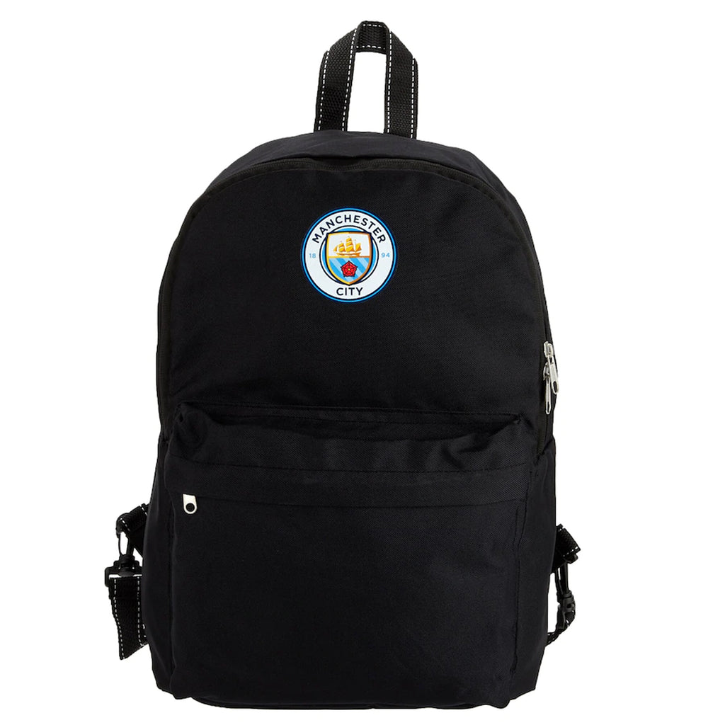 Manchester City 2 in 1 Logo Backpack