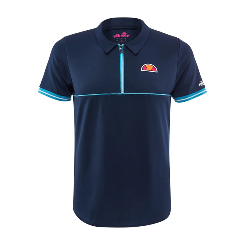 Ellesse Mens Wesley Tennis Polo Shirt