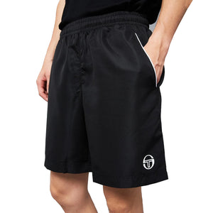 Sergio Tacchini Mens Rob Poly Shorts