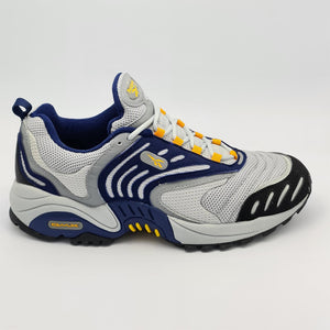 Reebok Storm DMX Mens Retro Trainers - Grey - UK 8
