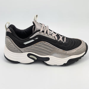 Reebok DMX Mens Retro Trainers - Grey/Black - UK 8