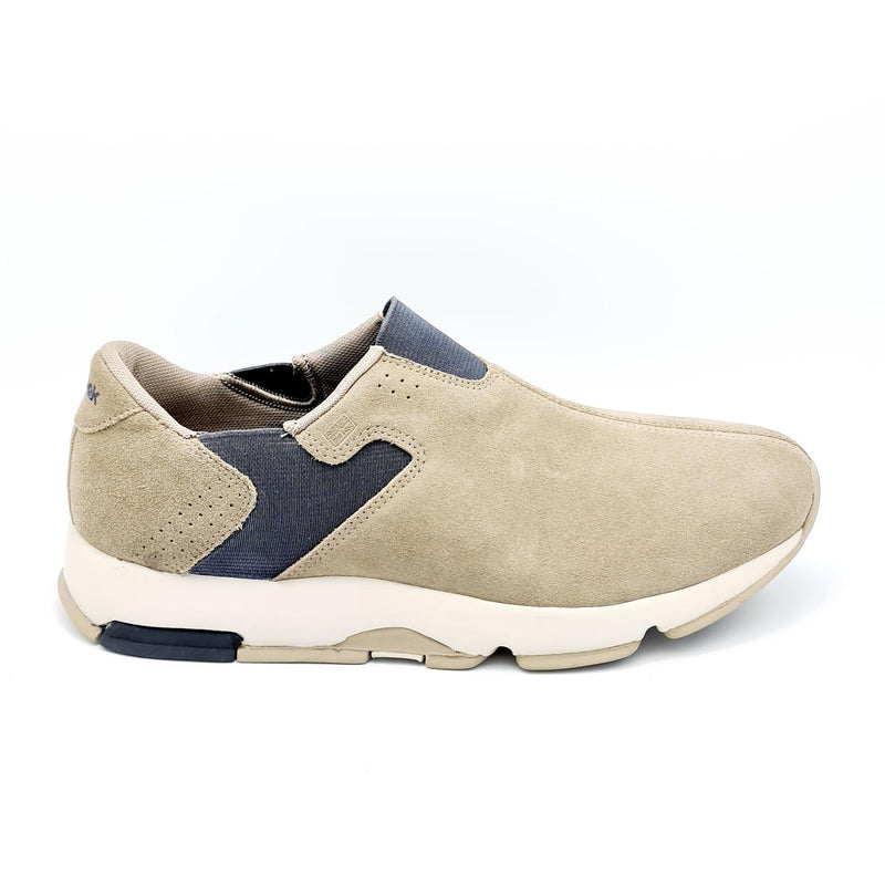 Reebok Classic Mens Retro Slip On Trainers - Beige - UK 8