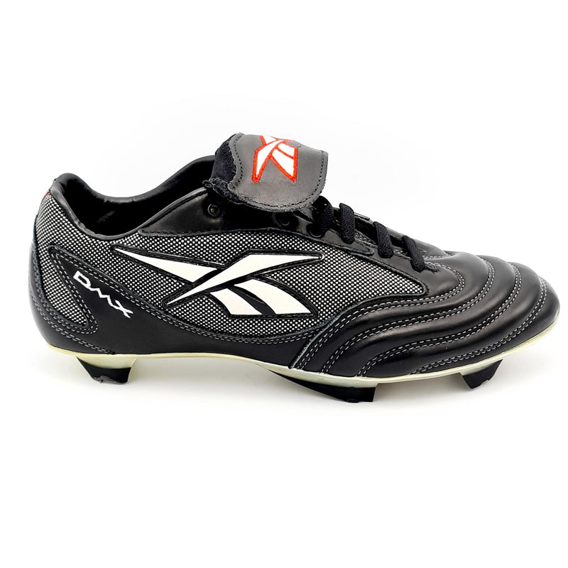 Reebok Classic Mens Retro DMX Football Boots - Black - UK 8