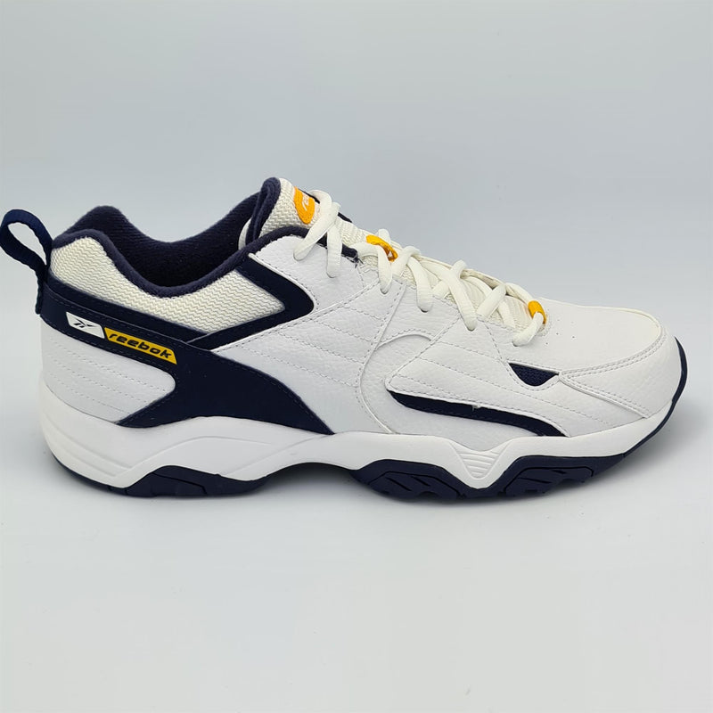 Reebok Catalyst International Mens Retro Trainers - White - UK 8