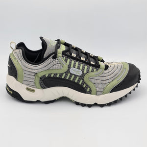 Reebok Classic Mens DMX Trail Running Shoes - Green - UK 8