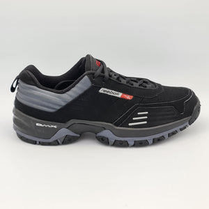 Reebok Mens DMX Ranger Low Running Shoes - Black - UK 8