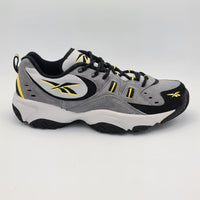 Reebok Mens Kiowa DMX Walking Shoes - Grey - UK 8