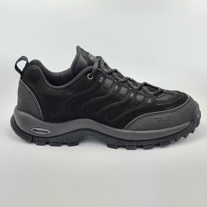 Reebok Mens Freedom Trail DMX Cushioned Running Shoes - Black - UK 8