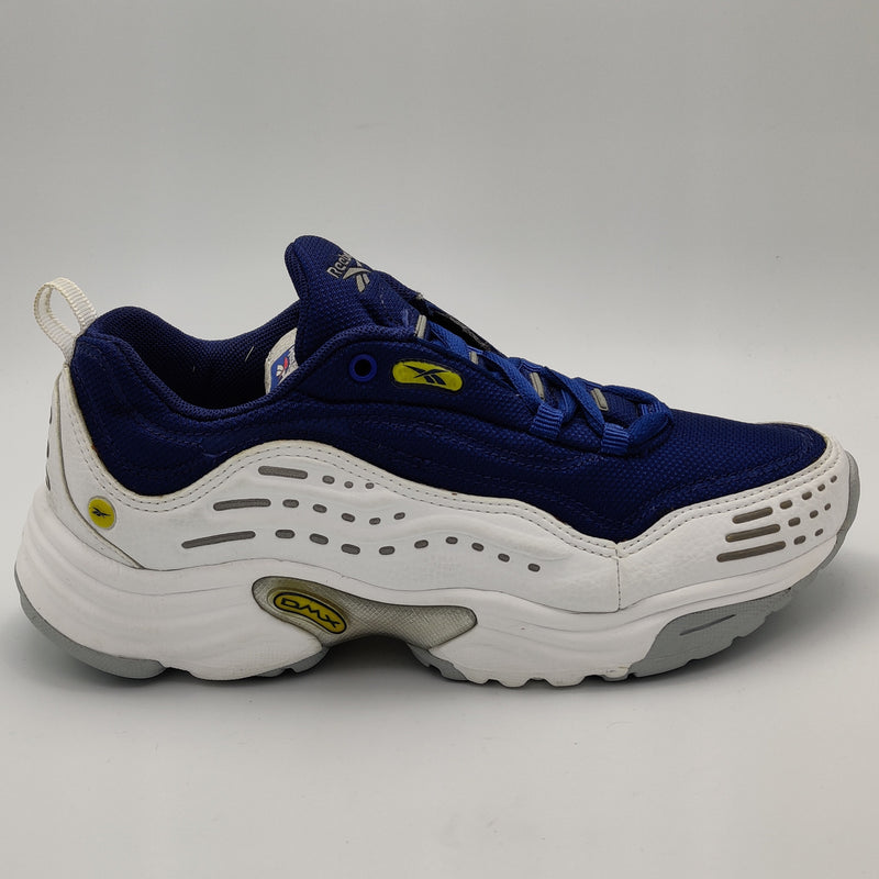Reebok Womens Mistral DMX Inernational Retro Trainers - Blue - UK 4.5