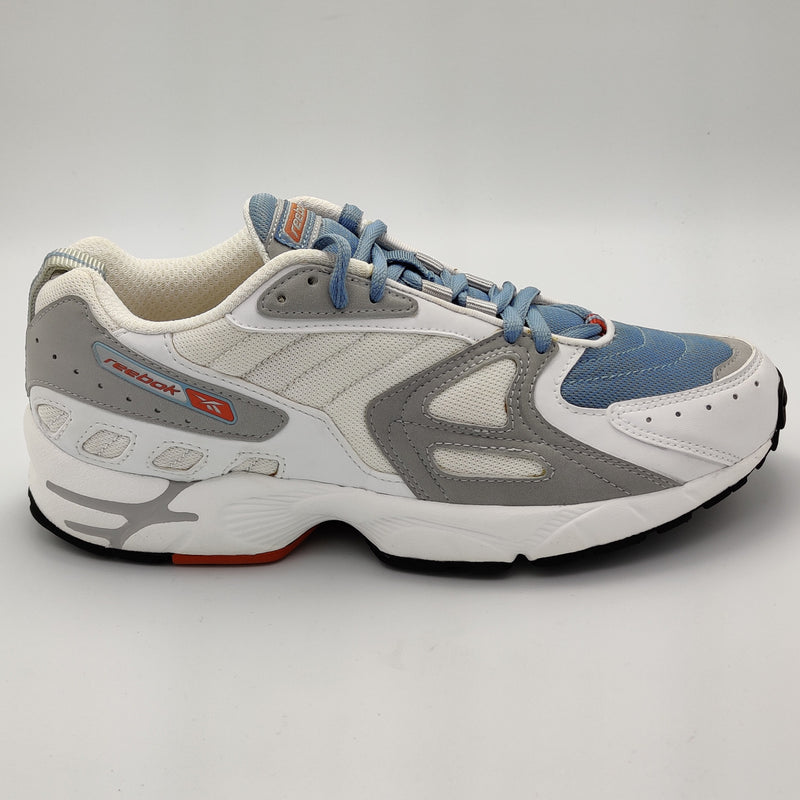 Reebok Womens Hopkinton Breathable Lightweight Running Shoes - White - UK 4.5