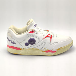 Reebok Womens Aero Pump Low Trainers - Faulty - See Photos