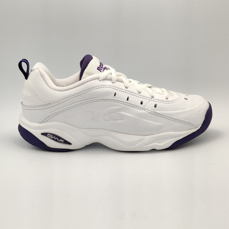 Reebok Womens Centre Court DMX Tennis Shoes - White - UK 4.5