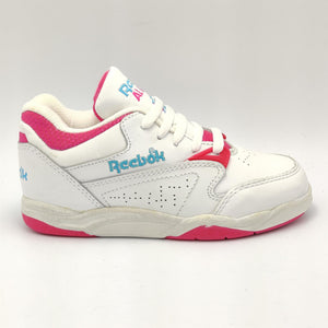 Reebok Infant Classsic AL 600 Retro Trainers - White - UK K9.5